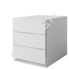 BISLEY Verrijdbaar ladenblok met 3x materiaallade