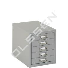 BASIC Multiladekast met 5 laden