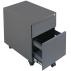 BASIC Verrijdbaar Ladeblok met 2 laden (60 cm diep)