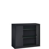 BASIC Roldeurkast inclusief 2 legborden (H.105 x B.120 cm)